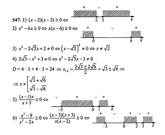 По 9 599 класс алгебре гдз 2004 алимов