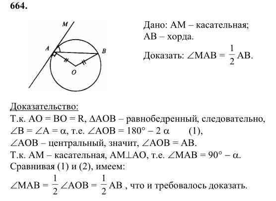Май гдз по геометрии