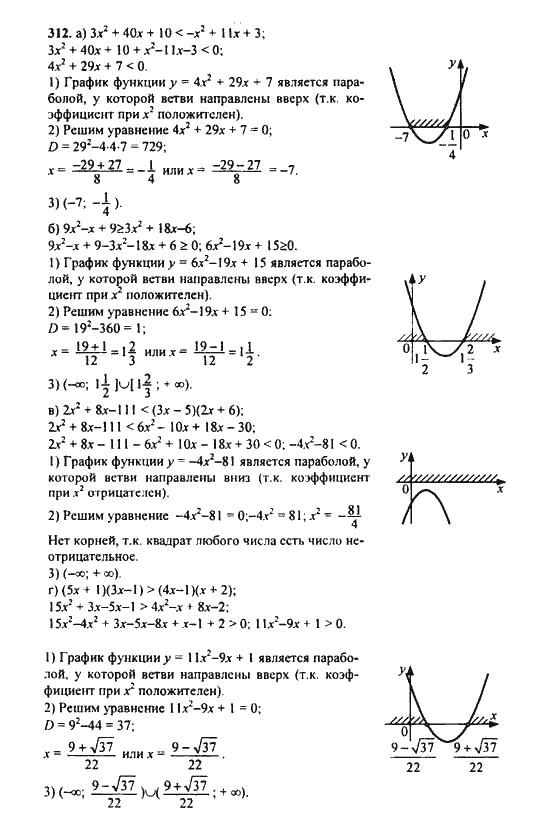 Гдз Алгебра 9 Класс Ответы На Вопросы