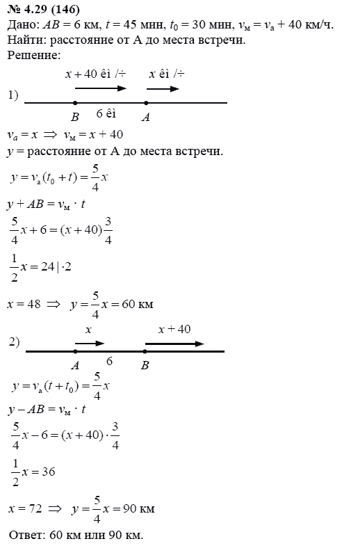 Алгебра 7 Класс Гдз С Решением