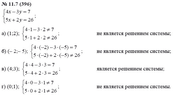 Решебник с решением по математике 7 класс мордкович