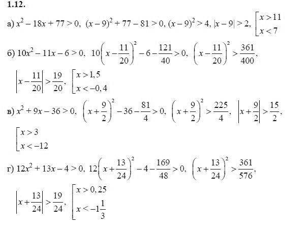 Гдз по алгебре 9 класс мордкович megaresheba.
