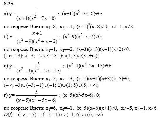 Класс 7 по гдз 8.21 алгебре